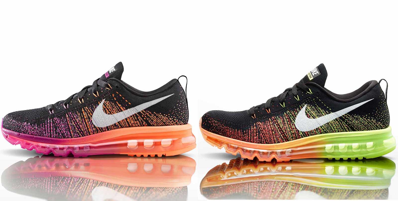 Nike Flyknit Air Max 2014