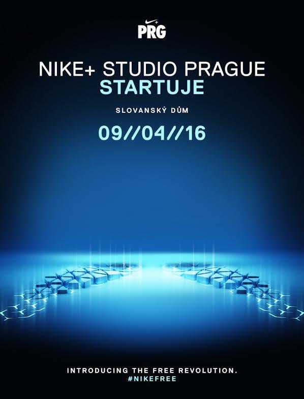 Nike+ Studio Prague