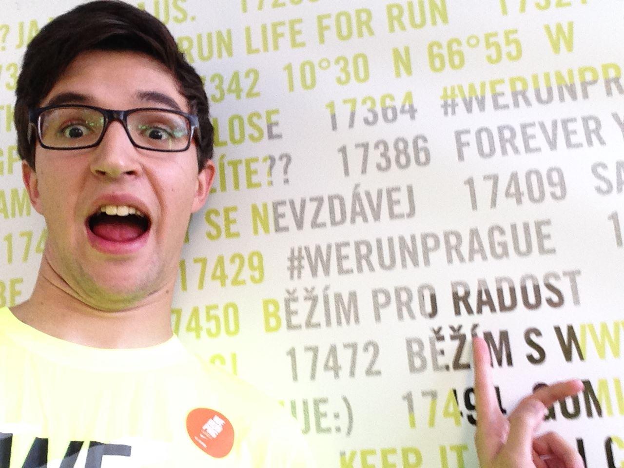 We Run Prague 2014 - Vašek